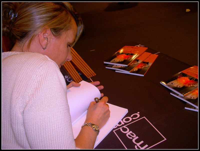 Signature pour Marie